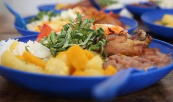 Associação de Pais e Mestres da escola Romalino Alves de Albres faz chamada pública para aquisição de alimentos