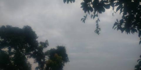 Pancadas de chuvas isoladas atingem Anastácio nesta quinta-feira
