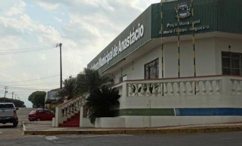 Prefeito de Anastácio sanciona lei orçamentária aprovada pela Câmara Municipal
