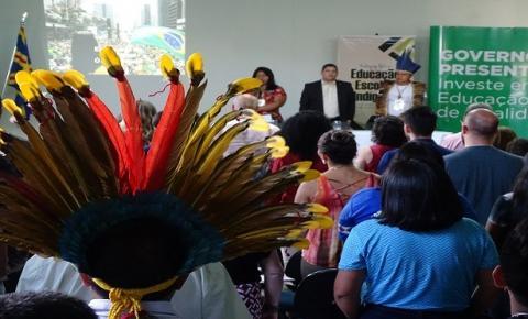 Abertas as inscrições para curso Normal Médio Intercultural Indígena