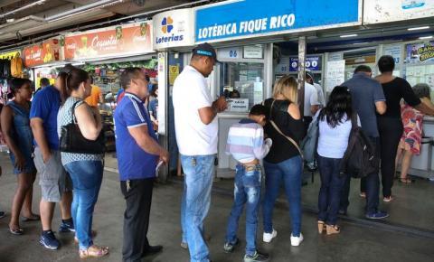 Mega da Virada teve arrecadação recorde de mais de R$ 1 bilhão