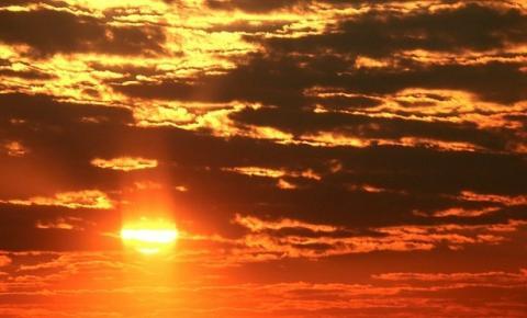 Temperaturas em elevação marcam a chegada da quarta-feira em Anastácio