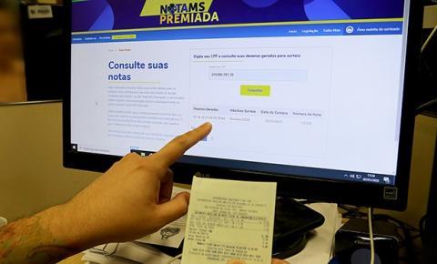 Nota MS Premiada: acompanhe as dicas para concorrer a R$ 300 mil em prêmios