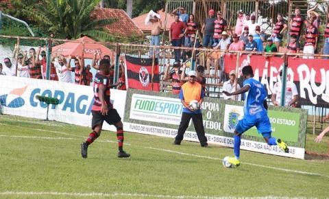 Com apoio do Governo, Estadual de Futebol tem início nesta quarta-feira