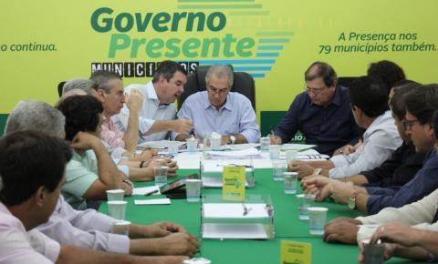 Com estimativa de R$ 2 bilhões, planejamento 2020-2022 foi construído com prefeitos, vereadores e deputados